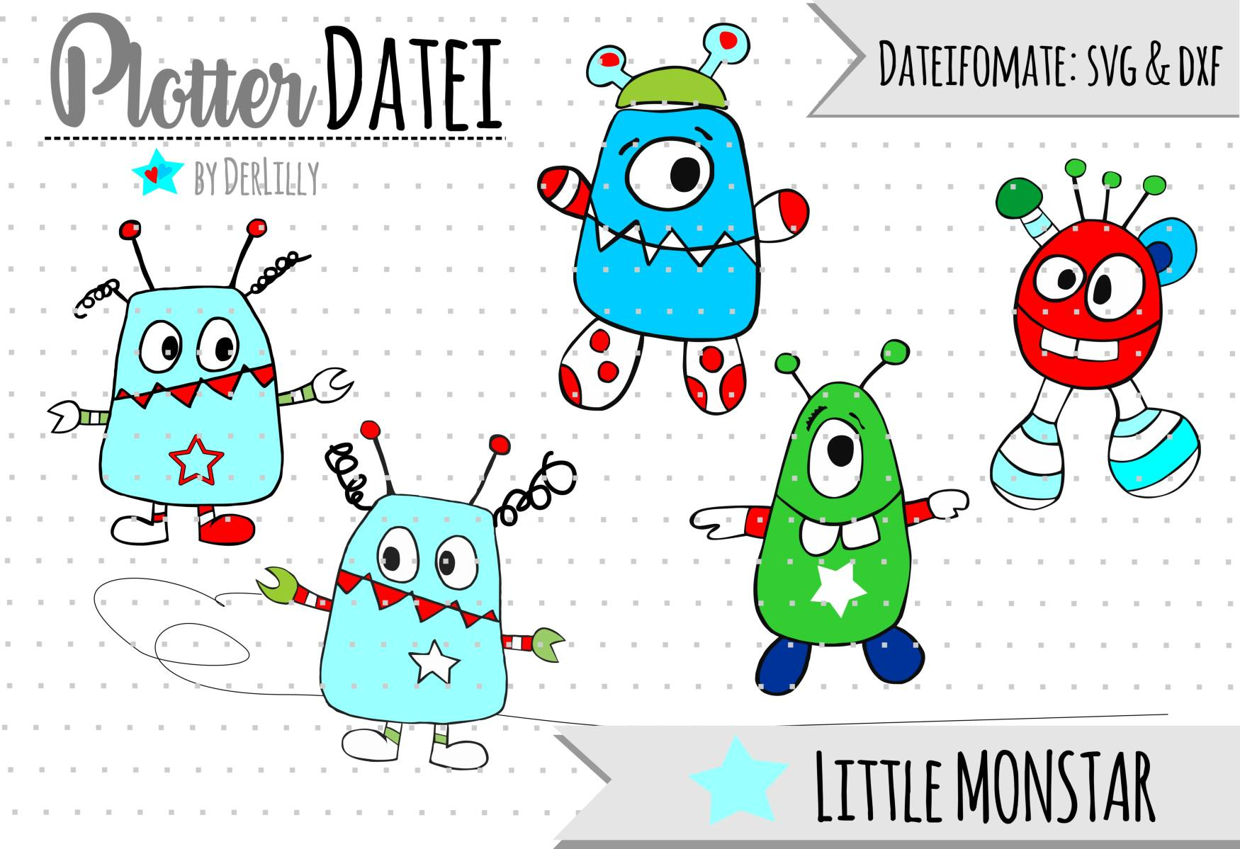 11-2017 Little MONSTAR Titel